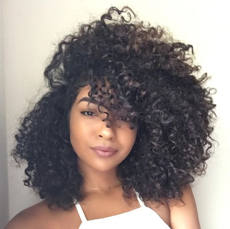 Natural Long Curly Hair Tumblr