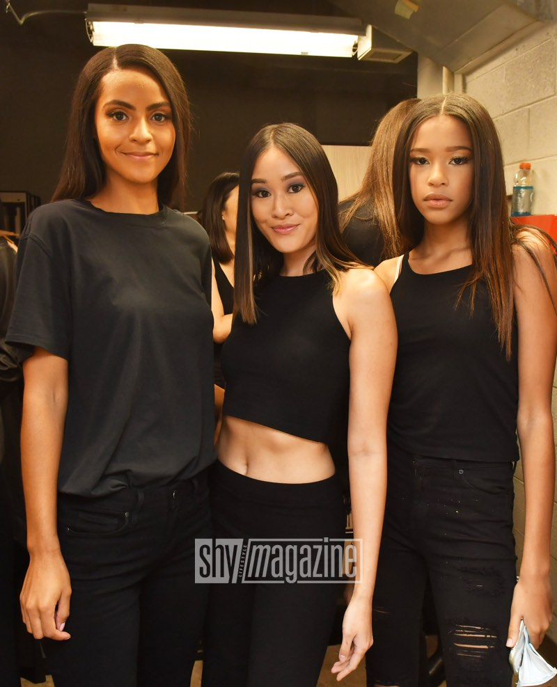 Backstage and VIP - DC Fashion Week International Couture Collections Show 2021