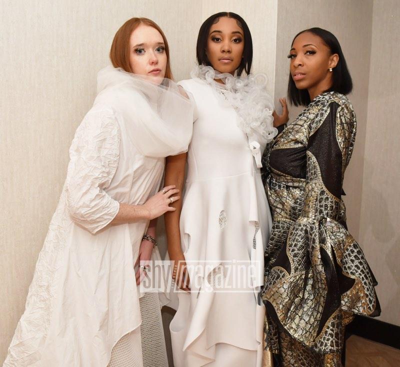 DC Fashion Week,International Couture,Collections Show 2021,Backstage,Hamilton Hotel,Washington,Fashion Week,Ean Williams