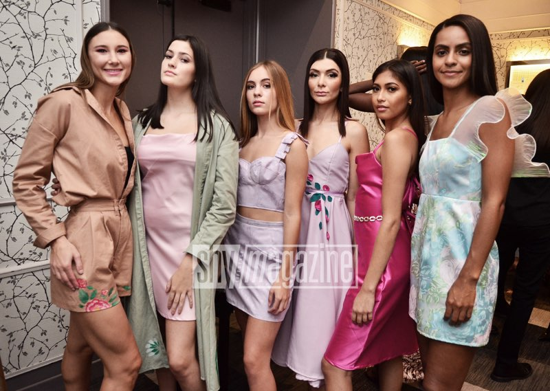 Backstage & VIP – DC Fashion Week – Metropolitan Emerging Designers Showcase