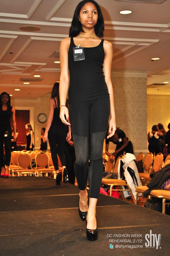 Dc Fashion Week Model Call