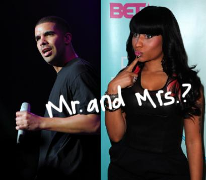 did nicki minaj and drake kiss. Did+drake+and+nicki+minaj+