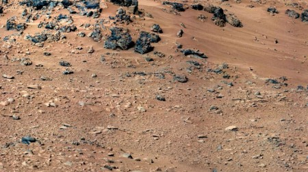 Rocknest' From Sol 52 Location