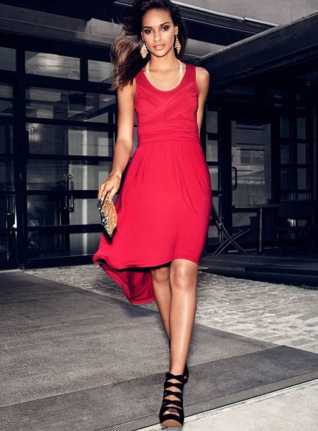 hm-looks-of-party-2014-red-dresses