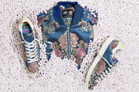 dac5f47ece25a Pharrell Williams And Adidas Originals Unveil Jacquard Collection0 comments