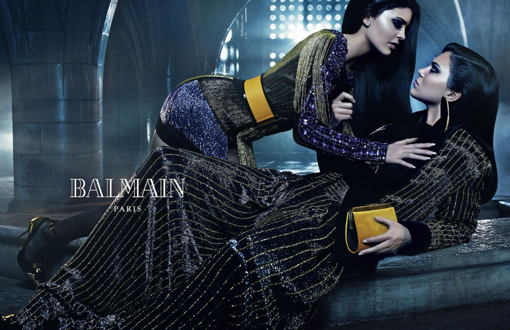 Kylie_Kendall_jenner_Balmain_Fall_Winter_2015